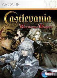 Portada oficial de Castlevania: Harmony of Despair XBLA para Xbox 360