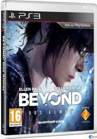 Portada oficial de Beyond: Dos Almas para PS3