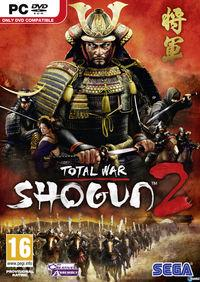 Portada oficial de Total War: Shogun 2 para PC