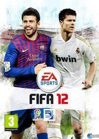 Portada oficial de FIFA 12 para PS3