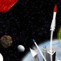 Portada oficial de Rocks N'Rockets Mini para PSP