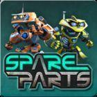 Portada oficial de Spare Parts PSN para PS3