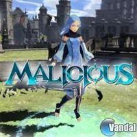 Portada oficial de Malicious PSN para PS3