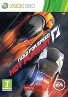 Portada oficial de Need for Speed Hot Pursuit para Xbox 360