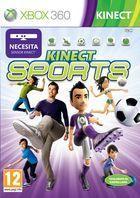 Portada oficial de de Kinect Sports para Xbox 360
