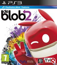 Portada oficial de de Blob 2 para PS3