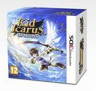 Portada oficial de Kid Icarus: Uprising para Nintendo 3DS
