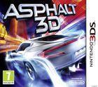 Portada oficial de Asphalt 3D para Nintendo 3DS