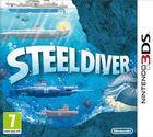 Portada oficial de Steel Diver para Nintendo 3DS