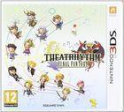 Portada oficial de Theatrhythm Final Fantasy para Nintendo 3DS