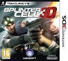 Portada oficial de Tom Clancy�s Splinter Cell 3D para Nintendo 3DS