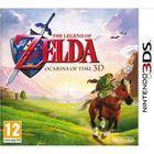 Portada oficial de The Legend of Zelda: Ocarina of Time 3D para Nintendo 3DS