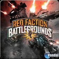 Portada oficial de Red Faction: Battlegrounds PSN para PS3