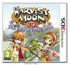 Portada oficial de Harvest Moon: The Tale of Two Towns para Nintendo 3DS