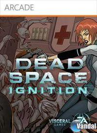 Portada oficial de Dead Space Ignition XBLA para Xbox 360