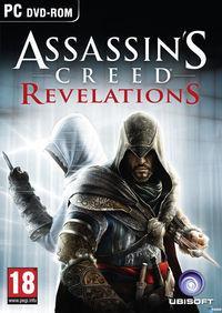 Portada oficial de Assassin's Creed Revelations para PC