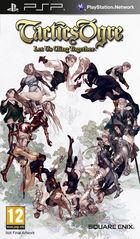 Portada oficial de Tactics Ogre: Let Us Cling Together para PSP