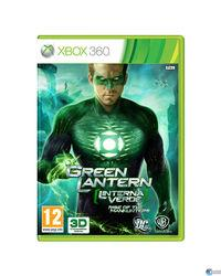 Portada oficial de Green Lantern: Rise of the Manhunters para Xbox 360