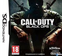 Portada oficial de Call of Duty: Black Ops para NDS
