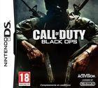 Portada oficial de Call of Duty: Black Ops para NDS