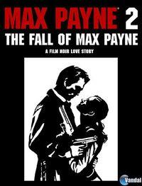 Portada oficial de Max Payne 2: The Fall of Max Payne para Xbox