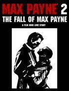 Portada oficial de Max Payne 2: The Fall of Max Payne para Xbox