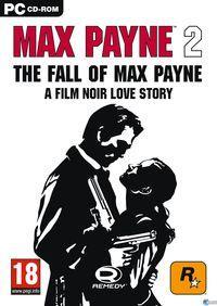 Portada oficial de Max Payne 2: The Fall of Max Payne para PC