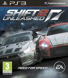 Portada oficial de Shift 2: Unleashed para PS3
