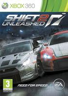 Portada oficial de Shift 2: Unleashed para Xbox 360