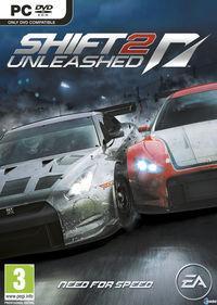 Portada oficial de Shift 2: Unleashed para PC