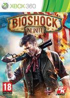 Portada oficial de BioShock Infinite para Xbox 360