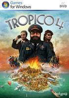 Portada oficial de de Tropico 4 para PC