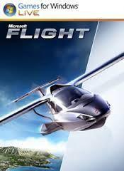 Portada oficial de Microsoft Flight para PC