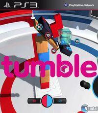 Portada oficial de Tumble para PS3
