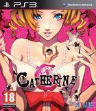 Portada oficial de Catherine para PS3