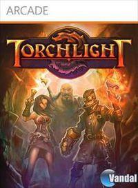Portada oficial de Torchlight XBLA para Xbox 360