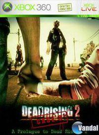 Portada oficial de Dead Rising 2: Case Zero XBLA para Xbox 360
