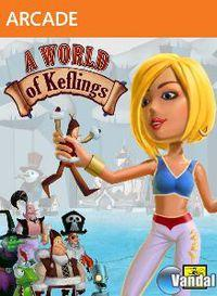 Portada oficial de A World of Keflings XBLA para Xbox 360