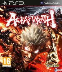Portada oficial de Asura's Wrath para PS3
