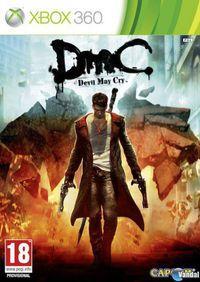 Portada oficial de DmC para Xbox 360