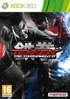 Portada oficial de Tekken Tag Tournament 2 para Xbox 360