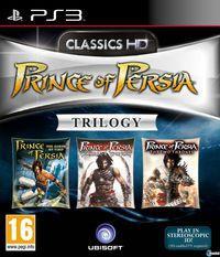 Portada oficial de Prince of Persia Trilogy para PS3