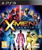 Portada oficial de X-Men: Destiny para PS3