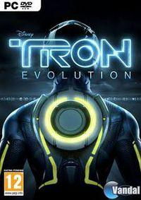 Portada oficial de Tron: Evolution para PC