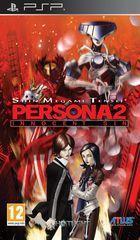 Portada oficial de Persona 2: Innocent Sin para PSP