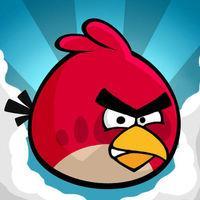 Portada oficial de Angry Birds para iPhone