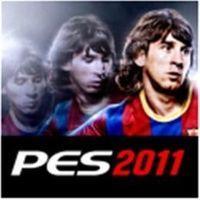Portada oficial de Pro Evolution Soccer 2011 para iPhone