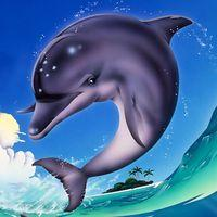 Portada oficial de Ecco the Dolphin para iPhone