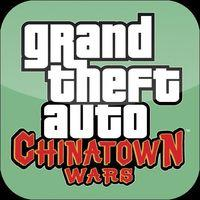 Portada oficial de Grand Theft Auto: Chinatown Wars para iPhone
