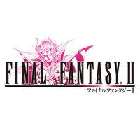 Portada oficial de Final Fantasy II para iPhone